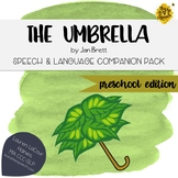 The Umbrella Speech & Language Preschool Packet