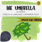The Umbrella Speech & Language School-Age Pack