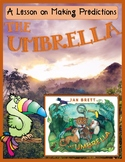 The Umbrella by Jan Brett: A Lesson for Making Predictions