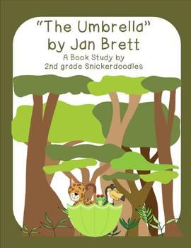 The Umbrella by Jan Brett: A Book Study