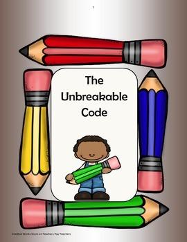 The Unbreakable Code - Activities+Worksheets Bundle (Readi