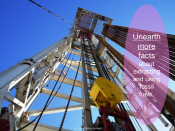 The Uncertain Future of Fossil Fuels: Webquest with Worksheet