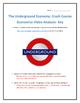 The Underground Economy: Crash Course Economics Video Anal