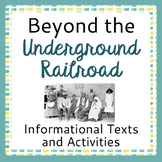Underground Railroad, Canadian History