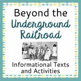 Underground Railroad, Canadian History