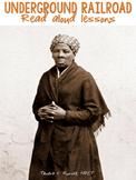 The Underground Railroad: Common Core Aligned Read Alouds
