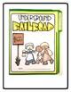 The Underground Railroad Lapbook - Kindergarten - 2nd Grade Edition