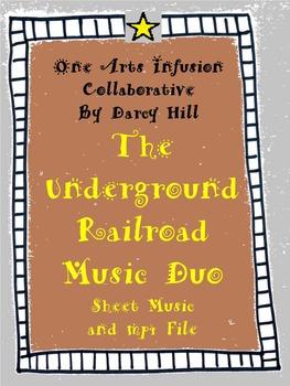The Underground Railroad Music Duo
