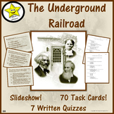 The Underground Railroad Review and Test Prep