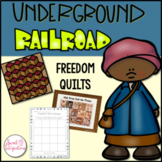 HARRIET TUBMAN AND THE UNDERGROUND RAILROAD - Black History Month
