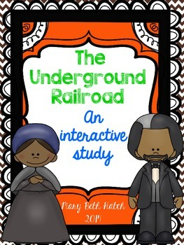 The Underground Railroad and interactive study