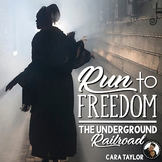 The Underground Railroad for Younger Grades - Black History Month