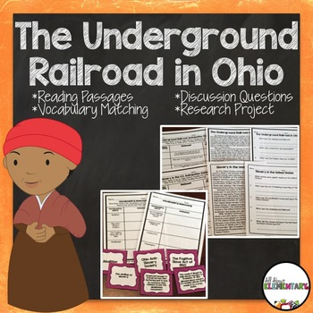 The Underground Railroad in Ohio