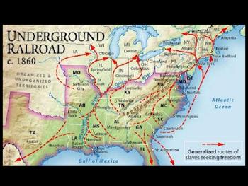 The Underground Railroad Powerpoint