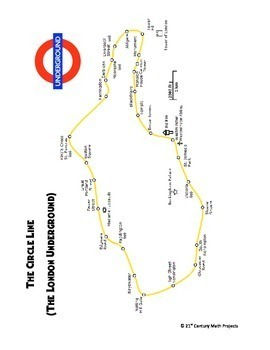 The Underground -- Distance & Scale Modeling Project