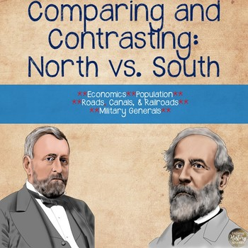 The Union and Confederacy: Regional Advantages and Disadvantages