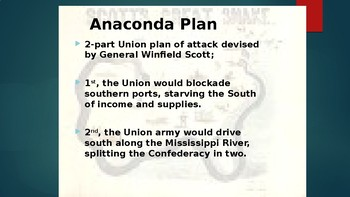 The Union in Crisis VI The American Civil War