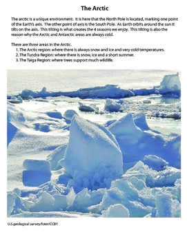 The Unique Arctic