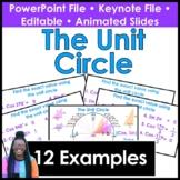 The Unit Circle PowerPoint/ Keynote Presentation