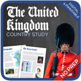 The United Kingdom (Great Britain)