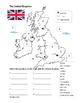 The United Kingdom - Quiz
