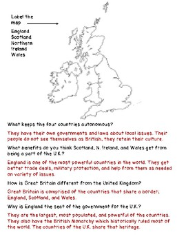 The United Kingdom and Brexit
