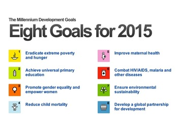 The United Nations' Millennium Development Goals - PowerPo