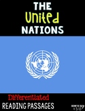 The United Nations Reading Passages Leveled Texts