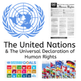 The United Nations and the Universal Declaration of Human
