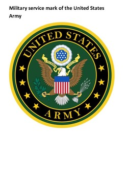 The United States Army Handout
