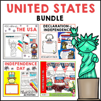 The United States Bundle AMERICA USA