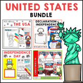 The United States Bundle AMERICA USA Geography Maps History