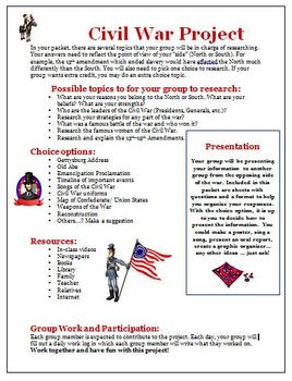 picture relating to Civil War Printable Activities named Civil War Gadget Worksheets Actions and Tasks