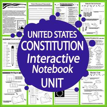 U.S. Constitution Lesson and Activities