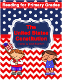 The United States Constitution Easy Reader Book