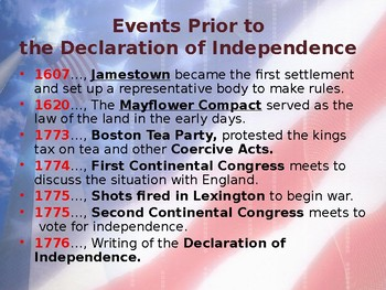 The United States Declaration of Independence - Full Version