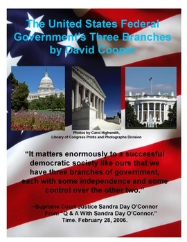 The United States Federal Government's Three Branches