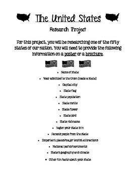 The United States Research Project