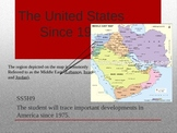 The United States Since 1975 for 5th Graders