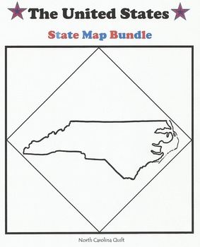 The United States - State Map Bundle