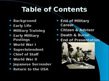The United States & WW II - Military Leaders - Douglas MacArthur