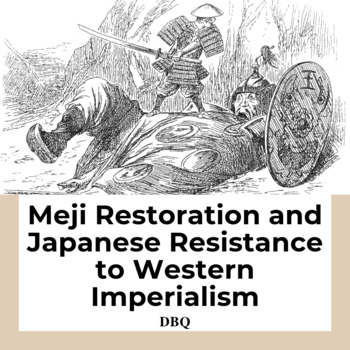 DBQ: The United States and the Opening of Japan - Common C
