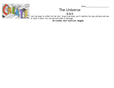 The Universe 5-5-5 Differentiation Worksheet