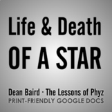 The Universe - Life & Death of a Star