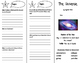 The Universe Trifold - Reading Street 6th Grade Unit 2 Week 1