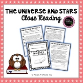 The Universe and Stars: Close Reading