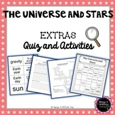 The Universe and Stars: Extras