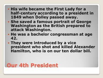 The Unknown Presidents Little Known Facts