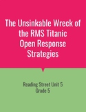 The Unsinkable Wreck of the RMS Titanic (Reading Street 2011)