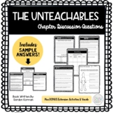 The Unteachables - Discussion Questions & Vocabulary